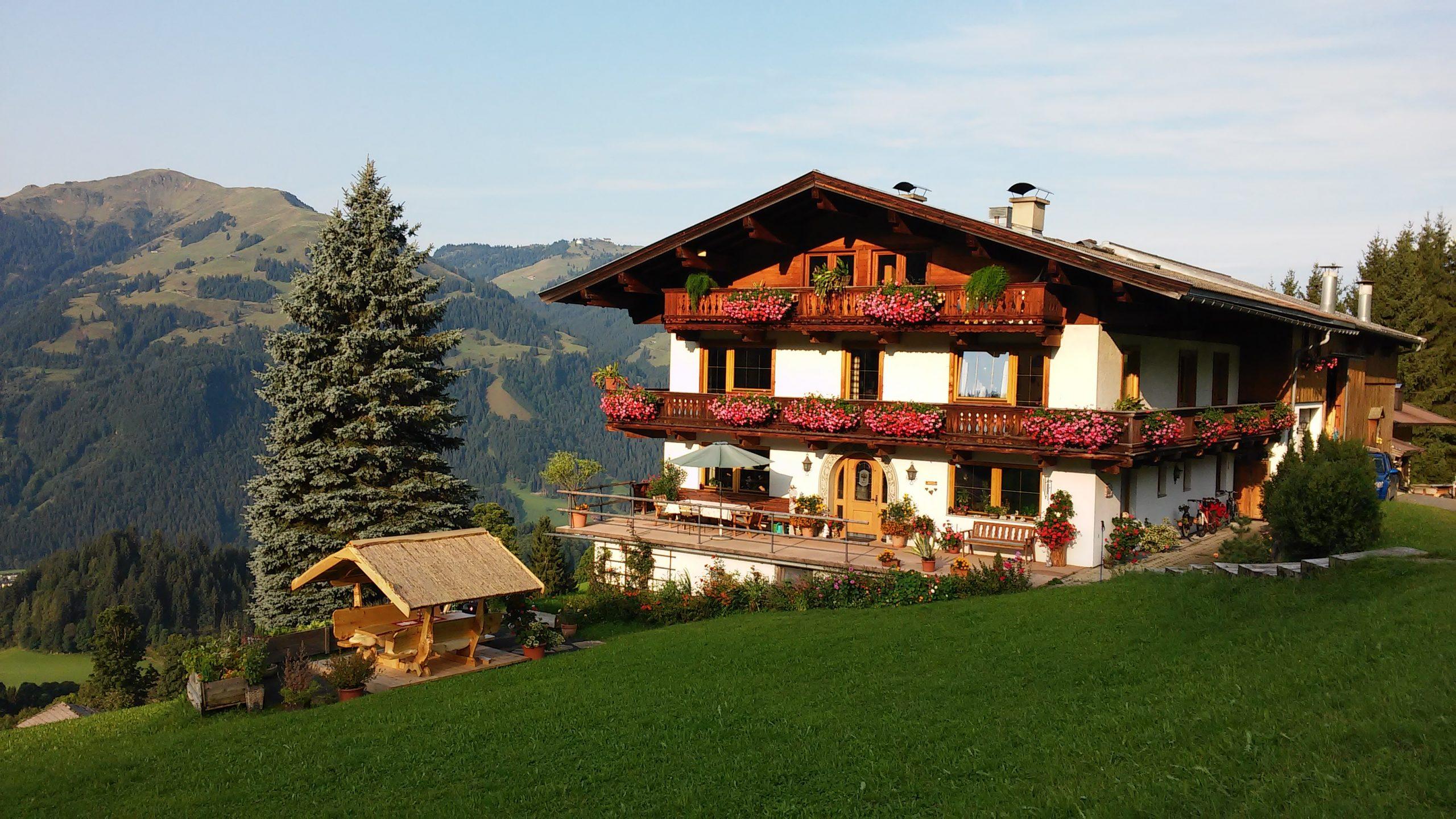 Hof Hamoos - Bauernhaus